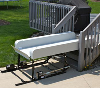 ConvertaStep - Wheelchair ramp